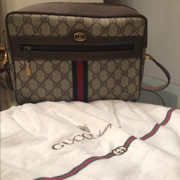 a1ca7b5bedb Gucci Bags   Authentic Vintage Ophidia Gg Crossbody   Poshmark